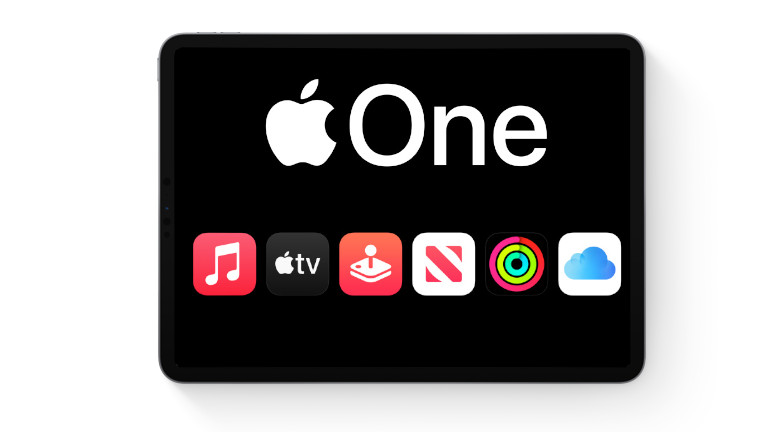 Apple One Musique TV+ News+ Fitness+ iCloud Arcade