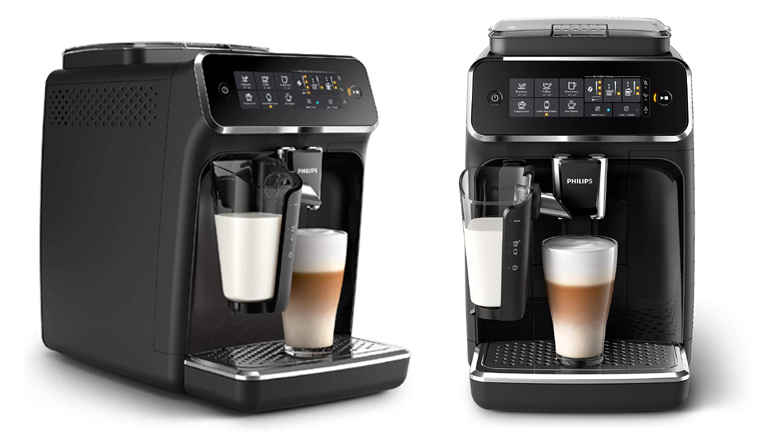 Philips Series 3200 LatteGo café